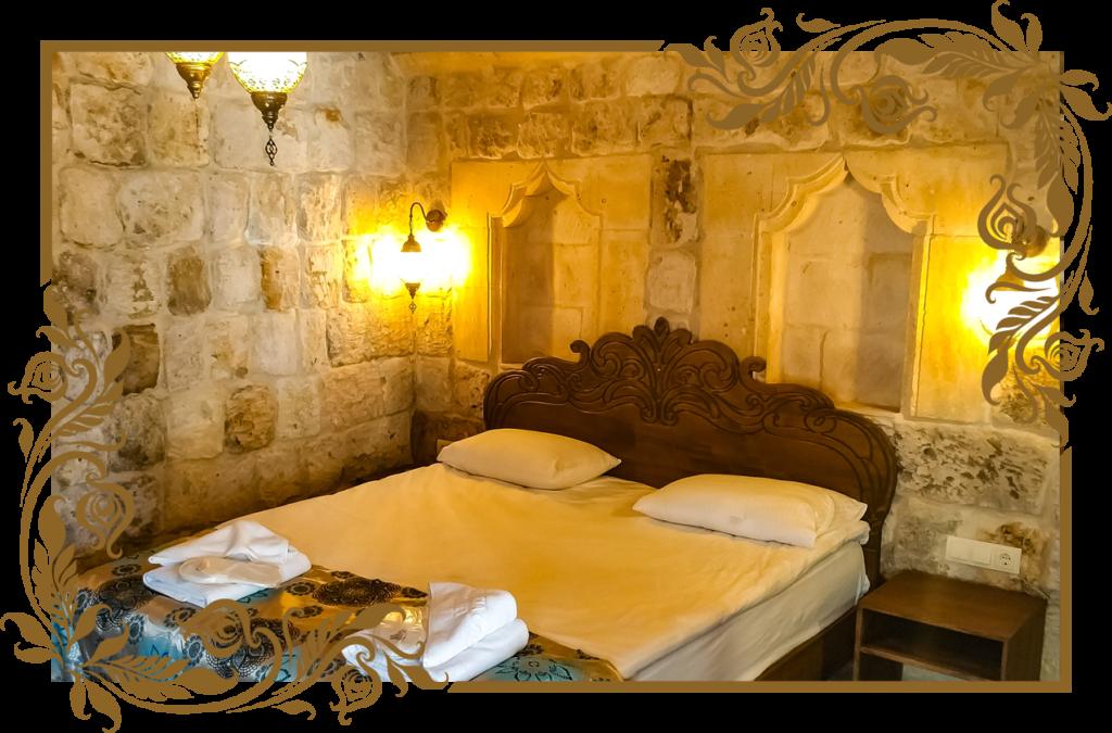 Kapadokya Delux Taş Odalar